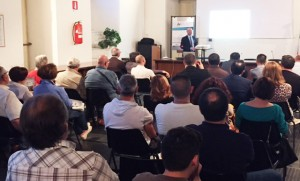Nicola Fiore presenta SED a cittadini San Cesario